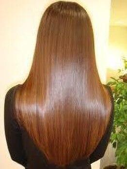 ニュースター(NEW STAR)の写真/話題の『サイエンスアクア』や『TOKIOトリートメント』を毛髪診断後に、髪の状態に合わせて施術いたします!