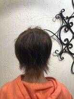 ローグヘアー 綾瀬店(Rogue HAIR)men'sウルフカット《Rogue 柴崎》
