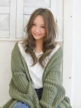 ジジ アドラーブル ヘア サロン(JiJi ADRABLE HAIR SALON)【JiJi】春☆大人女子×可愛い☆ゆるふわカ-ルロング