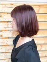 オフヘアショップ(OFF HAIRSHOP)OFF/violet pink 6base