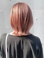 【flamme】pink beige