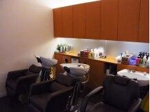 カラー 田端店(color)の雰囲気(リラックスできる空間♪オリジナルシャンプーで健康な髪に!)