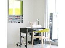 美容室たしろグループ アル タシロ AR TASHIROの雰囲気(ネイルメニューもございます◎お気軽にお問い合わせください。)