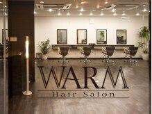 ヘアーサロン ウォーム(Hair Salon WARM)の雰囲気(ハイクオリティ×ハイキャリアスタイリスト)
