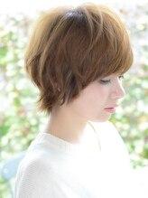リンクフォーヘアー(Link for hair)ふんわりパーマ 成田/公津の杜