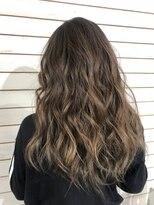 ビーヘアサロン(Beee hair salon)ハイライトグラデーション