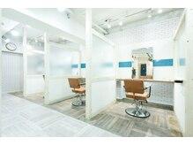 ボニータフレグランス 上野御徒町店(BONITA×fragrance)の雰囲気(ブースが広くてしっかりとした壁があるので安心の半個室♪)