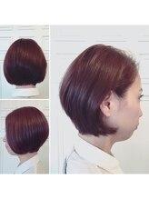 ヘアー サンクチュアリー レオール(Hair Sanctuary Reole)ナチュラルスタイル