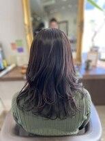 クロムヘアー(CHROME HAIR)ロング