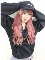Pinkスタイル♪
