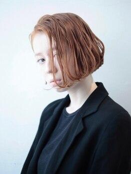 オレオ(OREO.)の写真/【ショート¥2900】コンパクトなシルエットが今っぽい☆こなれ感たっぷりのミニボブで大人可愛いStyleに♪