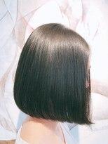 ボンズサロン(BONDZSALON)大人っぽい上質な艶髪ボブ×髪質改善【麻布十番,六本木】