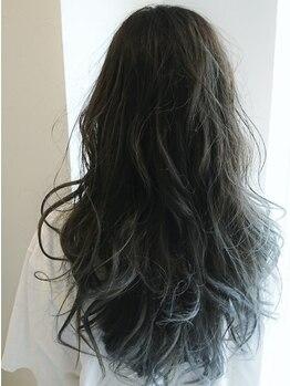 """ヴァパウス ヘアーデザイン(Vapaus hair design)の写真/≪八王子☆≫""""カラーの魔術師""""が魅せる、色味/艶感/質感の違い―。お得な限定クーポンもご用意◎"""