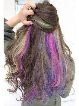 ファインモーグル(FINE MOGUL)の写真/白髪染めから特殊カラーまで♪今のあなたに合うカラーがきっと見つかる◎
