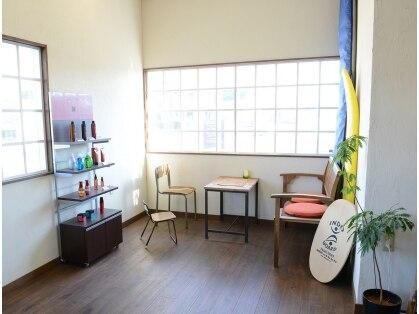 コクア ヘア ガレージ(kokua hair garage)の写真