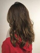 フレイムスヘアデザイン(FRAMES hair design)外国人風MIX巻き×アッシュ×オーダーメイドヘアエステ