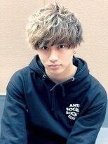 《Agu hair》バブルマッシュ