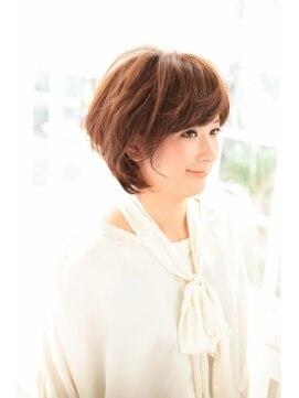 サラヤマグチ(SARA YAMAGUCHI)大人エイジングショートボブ