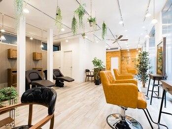 トゥーナ 表参道(tona)の写真/居心地の良いアットホームな空間で、有名店出身スタイリストの高技術を満足いくまで堪能…♪