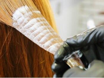 髪質改善ヘアエステ リヴリム(livLim)の写真/【髪質改善/地域No.1】カラーもパーマも美髪があってこそ引き立つ…集中ケアトリートメントエステ☆