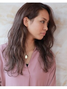 """アリスバイヘアーモア(ALICE by Hair More)の写真/最新トレンドカラーから定番のカラーまでなりたい""""色""""が必ず見つかる♪カラー制限がある方もご相談下さい"""