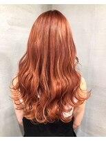 ヘアアンドビューティー クローバー(Hair&Beauty Clover)orange