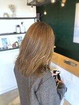 アミィヘアー(Ami Hair)シークレットハイライト♪