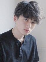 【December】men's 外ハネサイドパートショート