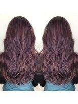ヘアアンドヒーリング クローバー(Hair&Healing Clover)purple