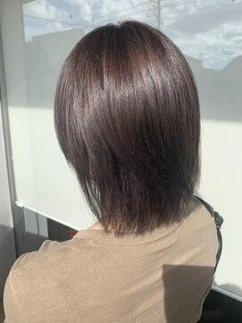 リミックス 飯塚店(Remix)夏の新色カラー「アマランス」