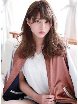 リリー(Lilly)の写真/【名東区】某有名サロンでキャリアを積んだ、美容師歴14年のベテランスタイリストの技術がお得に受けられる