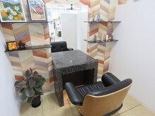 ヘアアートパーリオ 飾磨店(hair art PALIO)の雰囲気(個室☆ゆっくりしたい方、人目を気にされる方、贅沢な空間へ。)
