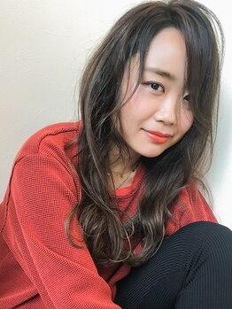 エイジア(asia)の写真/今シーズンの注目カラーは《スモーキーカラー》肌馴染みの良いグレイッシュな色味で、抜け感と柔らかさを♪