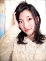 バーレー(Burleigh)☆★軽やかキレイな素髪セミディ★☆