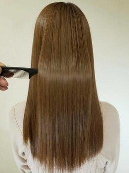 """ガロ(galo)の写真/【ケア商材多数】全ての髪のお悩みをトータルケア!贅沢なまでの""""ケラチン成分""""で美しい髪へと導きます♪"""