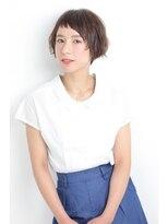 アッシュ 中目黒店(Ash)☆フレンチショートボブ☆/Ash中目黒