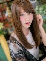 *+COVER HAIR+*…ほんのりカラー♪品のあるアッシュa