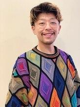 ヌーク ヘアー ラウンジ(nook hair lounge)中井 悠貴