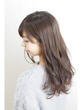 バトンヘアー(Baton HAIR)【Baton HAIR】くせ毛風無造作ウェーブヘア