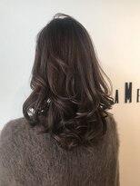 フレイムスヘアデザイン(FRAMES hair design)大人可愛いココアブラウン♪