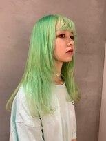 ジーナ(XENA)ice mint color