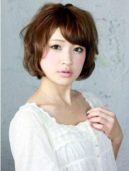 リッカ(Rycka)の写真/【住吉駅1分】髪質、状態をしっかり見極めたヘアケアのご提案♪ダメージのお悩みはRyckaにご相談ください◎