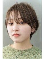 リル ヘアーデザイン(Rire hair design)【Rire-リル銀座-】大人可愛いショートボブ