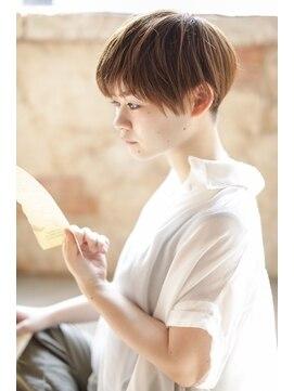 カライング(ing)【+~ing】丸いedge刈り上げ現代リメイク【畠山竜哉】