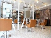 アグ ヘアー アイラ静岡店(Agu hair aila)の雰囲気(こだわりを感じる空間。居心地バツグンです。)