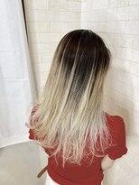 アルマヘア(Alma hair)バレーヤージュ☆ホワイトアッシュ【Alma hair アルマヘア】