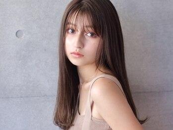 """ソラ 表参道(SORA)の写真/一番叶えたいのは""""地毛""""の美しさ。ストレートやブローに頼らない、真の美髪は≪SORA≫の髪質改善で叶えて。"""