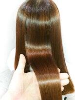 髪質改善ヘアエステコース