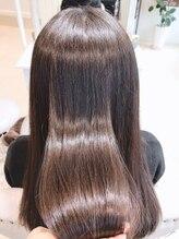 アルブル エト シミー(Arbre et chimie)髪質改善ストレート