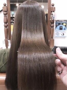 ピノ(pino)の写真/【BYKARTEで満ちる髪へ】業界最新トリートメント取り扱い店★素髪のような健康的で扱いやすいスタイルに♪